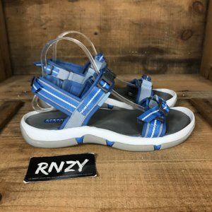 Sperry Blue Gray Comfortable Hiking Sandals